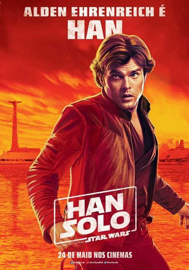 Han Solo Br Poster 1