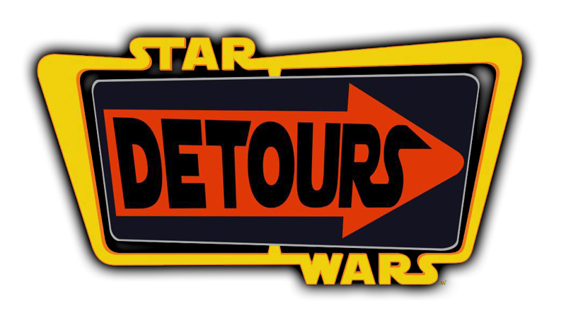 Star Wars Detours   Logo