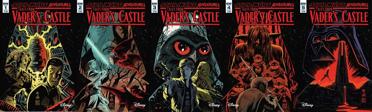 Tales From Vader S Castle Cover