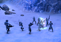 Hoth Rusk Fight