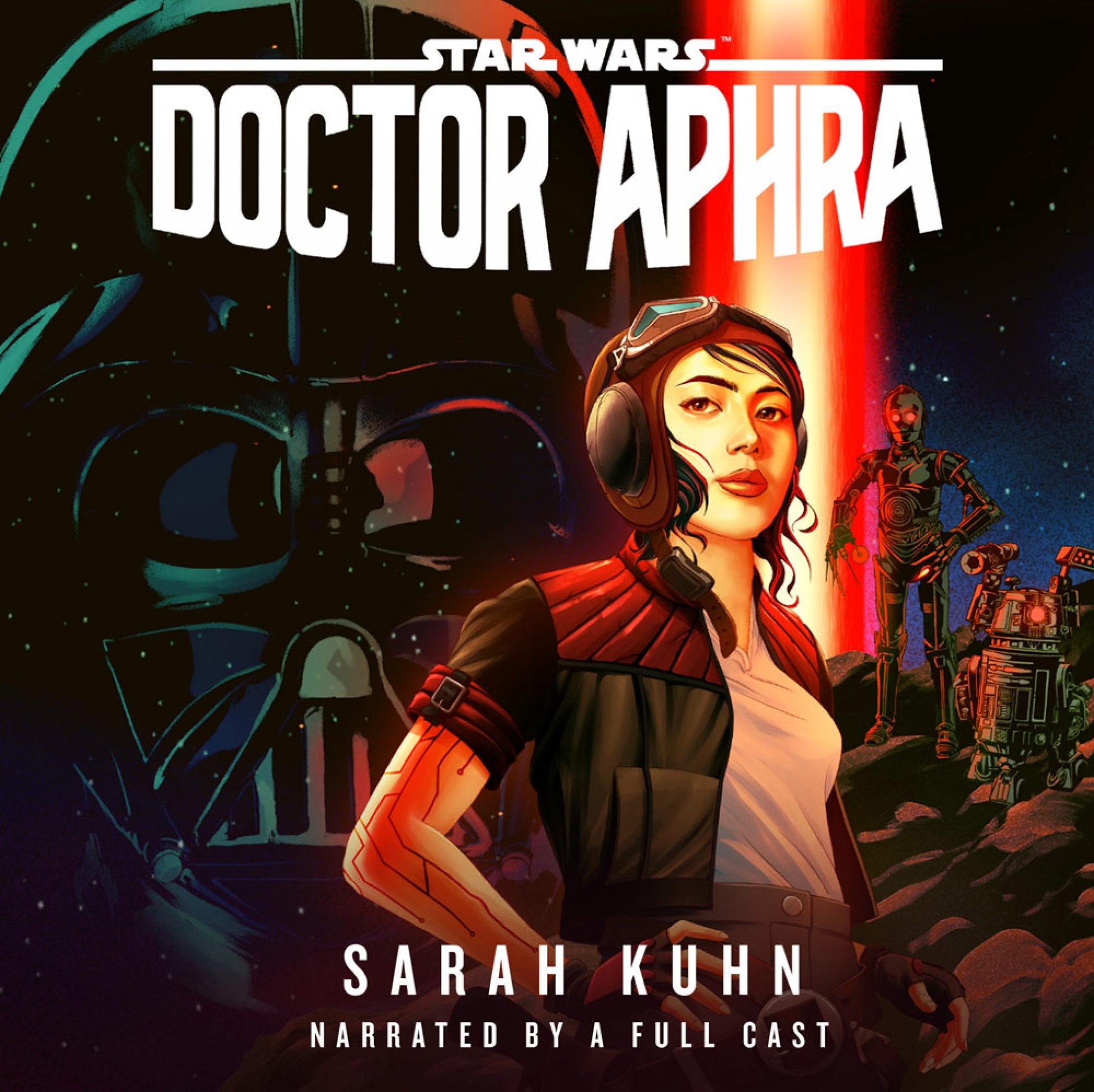 Doctor Aphra Audio Cover