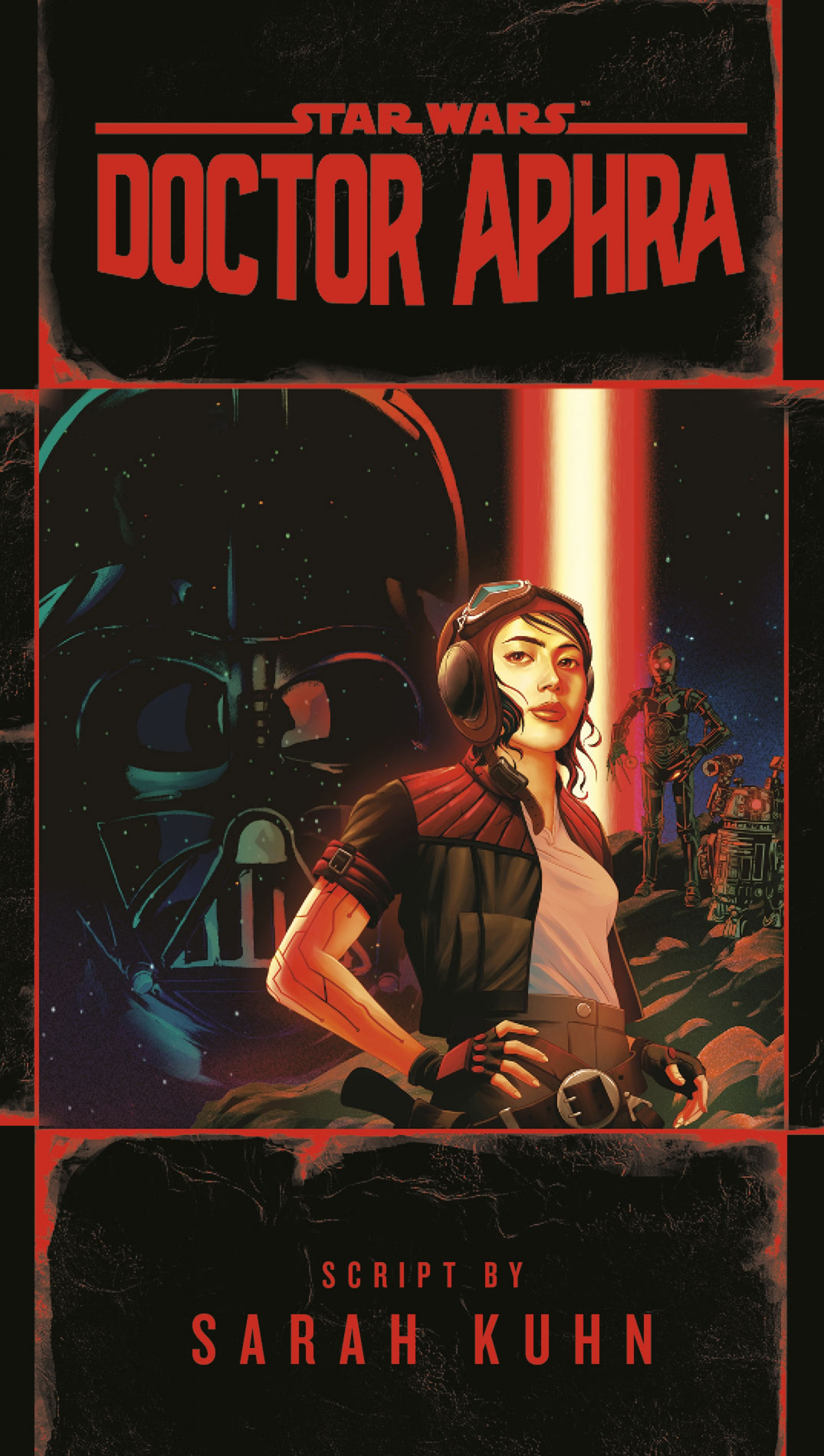 Star Wars Doctor Aphra Cover